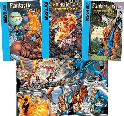 Fantastic Four by Jeff Parker