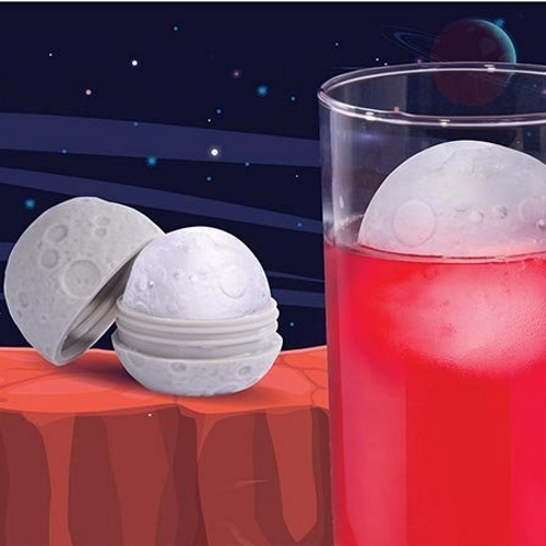 Moon Ice - Ice Ball Mould