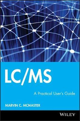 Lc/ms by Marvin C McMaster image