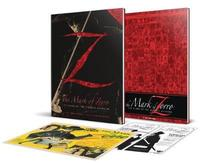 The Mark of Zorro 100 Years of the Masked Avenger HC Collector's Limited Edition Art Book by James Kuhoric
