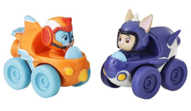Top Wing: Swift & Baddy - Racers 2-Pack
