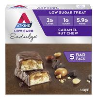 Atkins Endulge Bars - Caramel Nut Chew (Box of 5) image