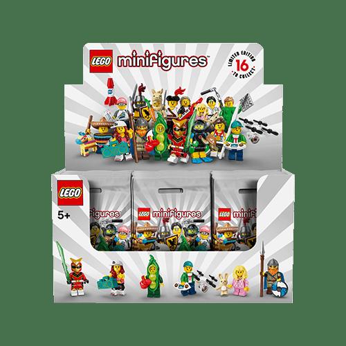 LEGO Minifigures - Series 20 (Sealed-Box) image