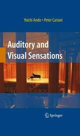 Auditory and Visual Sensations by Yoichi Ando