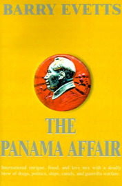 The Panama Affair by Barry Evetts image