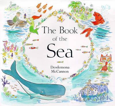 The Book of the Sea by Desdemona McCannon