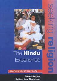 The Hindu Experience: Teacher Resource Pack by Stuart Kerner image