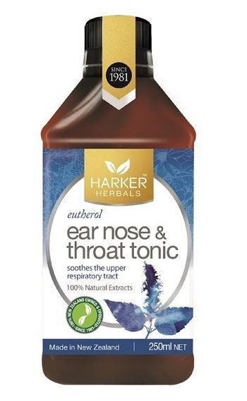 Harker Herbals Ear, Nose & Throat Tonic (250ml)