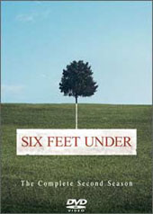 Six Feet Under - Complete Second Season (5 Disc Box Set) on DVD
