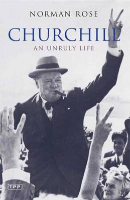 Churchill by Norman Rose image