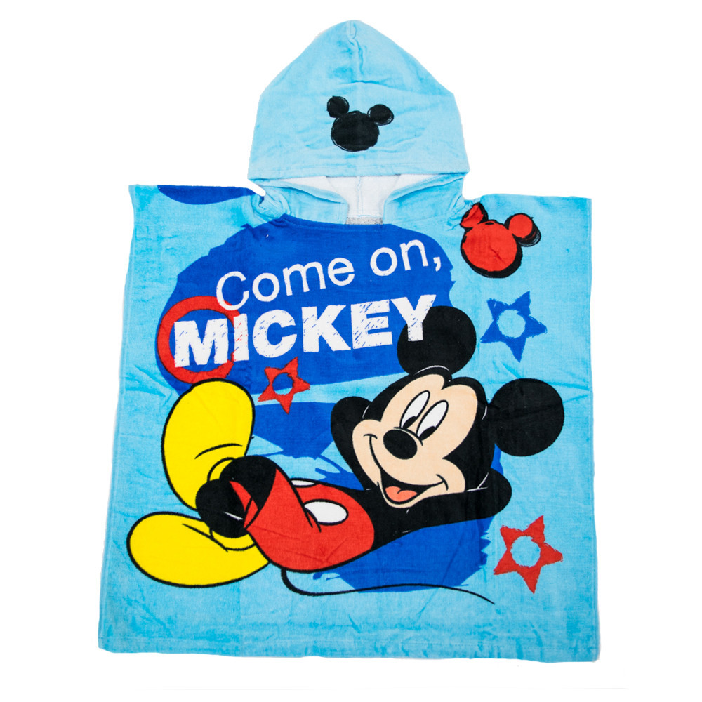 Mickey Mouse Hooded Towel image