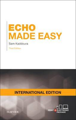 Echo Made Easy International Edition by Sam Kaddoura image
