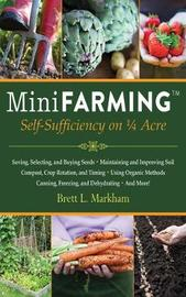Mini Farming by Brett L Markham image