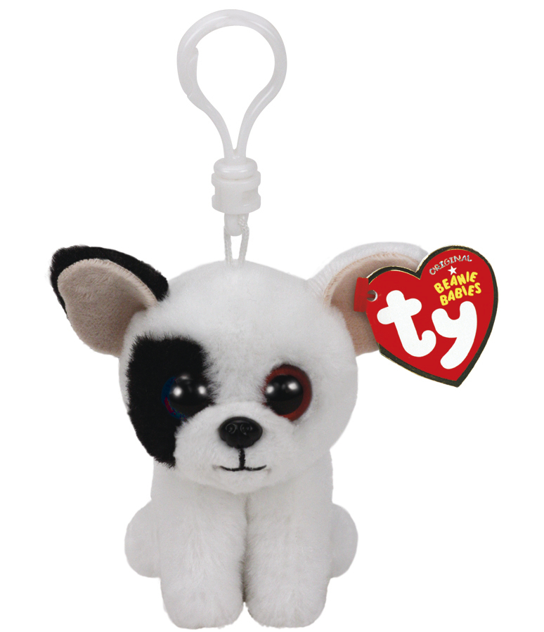 Ty Beanie Babies: Marcel Dog - Clip On Plush image