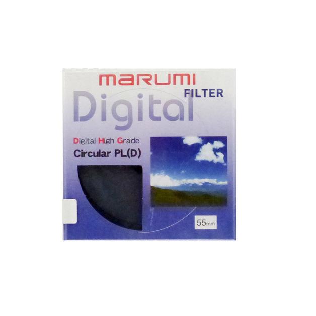 Marumi DHG Circular Polarising Filter 55mm
