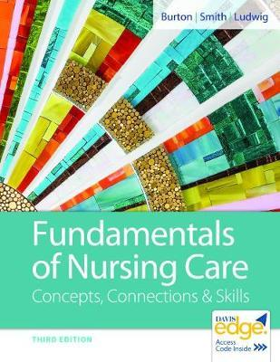 Fundamentals of Nursing Care by Marti Burton image