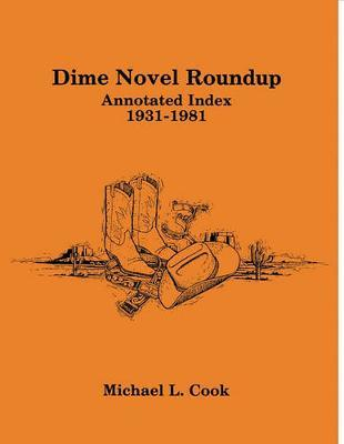 Dime Novel Roundup Annotated Index by Cook image