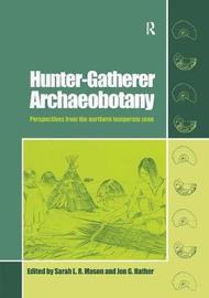 Hunter-Gatherer Archaeobotany image