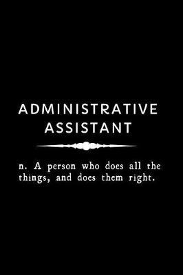 Administrative Assistant by Happy Day