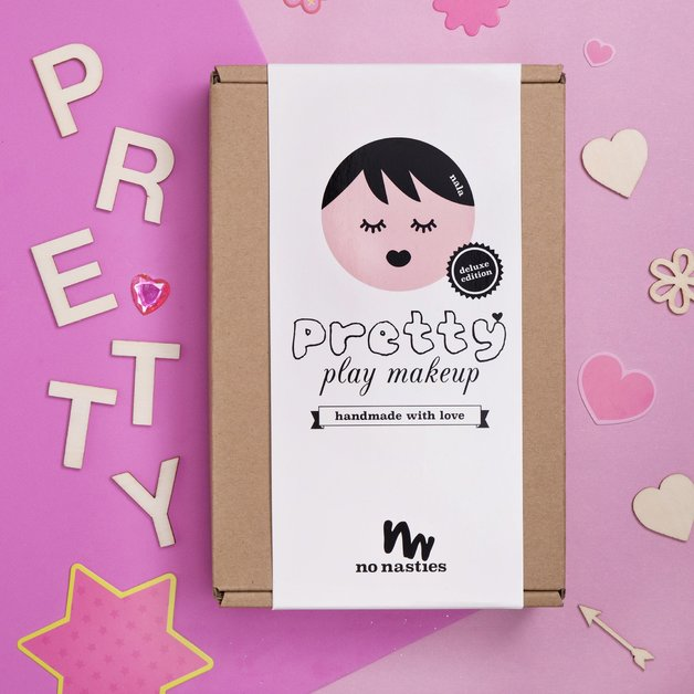No Nasties: Nala Deluxe Pink Pretty Play Makeup Box