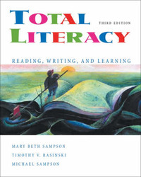 Total Literacy: Reading, Writing and Learning by Mary Beth Sampson image