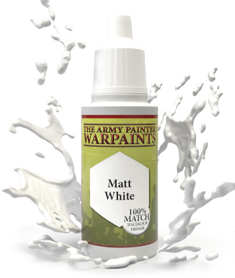 Army Painter: Warpaints - Matt White image