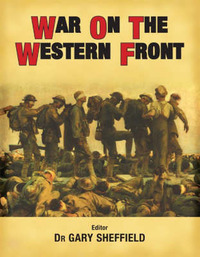 War on the Western Front by Gary Sheffield image