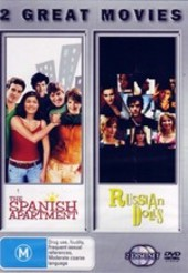 Spanish Apartment / Russian Dolls (2 Disc Set) on DVD
