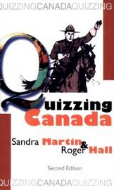 Quizzing Canada by Sandra Martin image