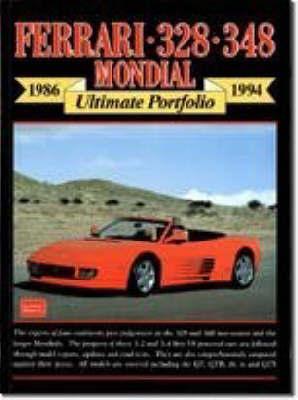 Ferrari 328, 348, Mondial Ultimate Portfolio