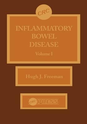 Inflammatory Bowel Disease, Volume I by Hugh Jamse Freeman image