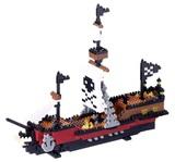 NanoBlocks - Pirate Ship