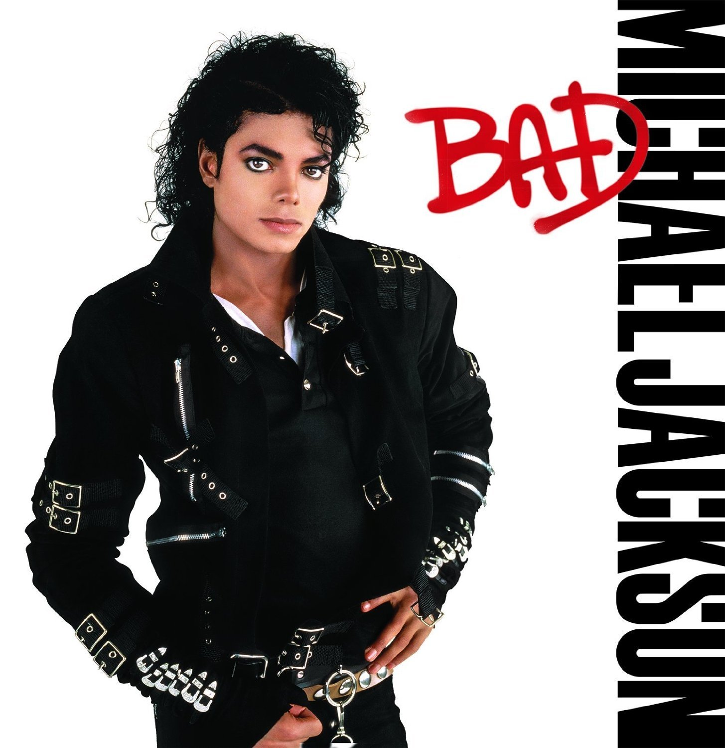 Bad (LP) [2016 Reissue] by Michael Jackson image