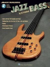 Jazz Bass by Ed Friedland