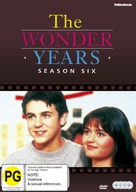 The Wonder Years (Season 6) on DVD
