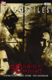 The X-Files/30 Days Of Night by Adam Jones