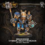 Warmachine: Cygnar - Brickhouse Heavy Warjack