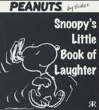 Snoopy's Little Book of Laughter by Charles M Schulz image
