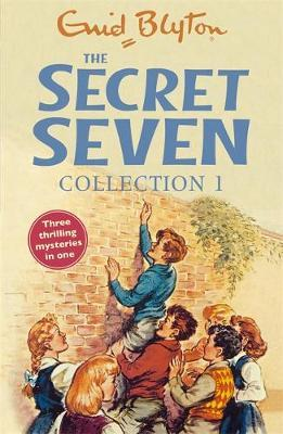 The Secret Seven Collection 1: Books 1-3 by Enid Blyton image