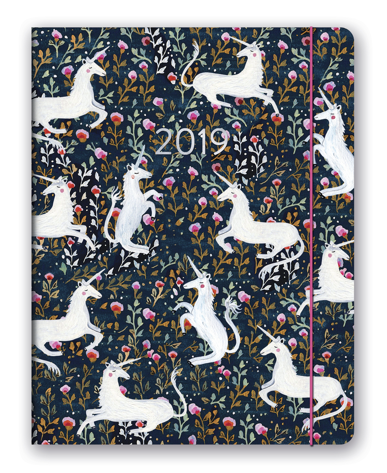 Just Right: Magical 17 Month 2019 Compact Diary image