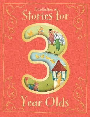 A Collection of Stories for 3 Year Olds image