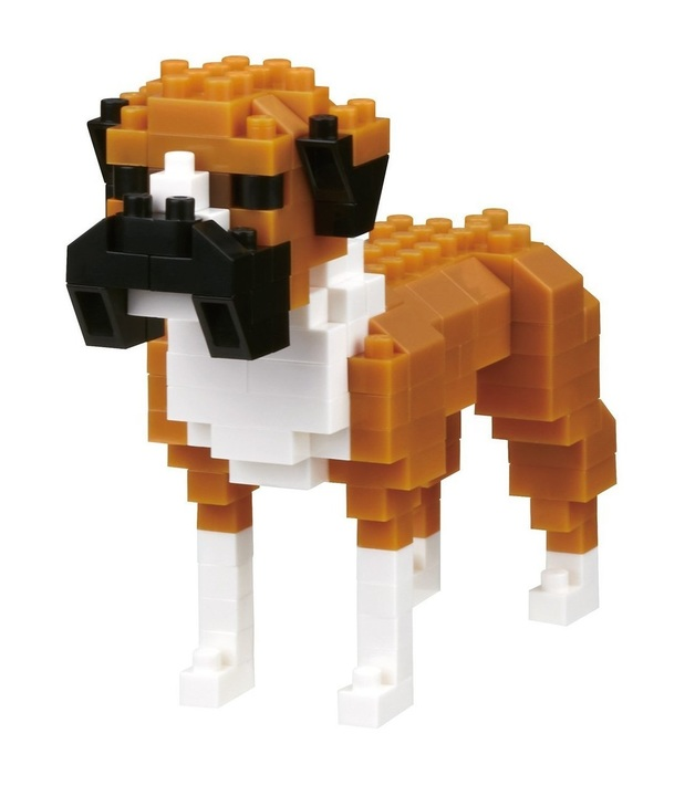 nanoblock: Dogs Series - Boxer