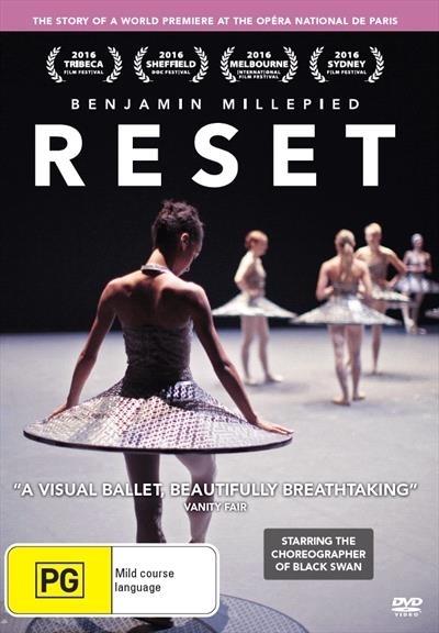 Reset on DVD