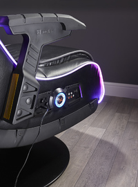 X Rocker EVO Pro LED 4.1 Wireless Gaming Chair for  image