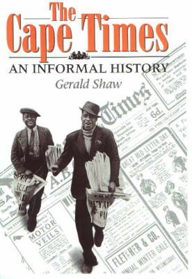 """The """"Cape Times"""" by Gerald Shaw image"""