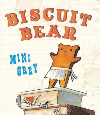 Biscuit Bear by Mini Grey image