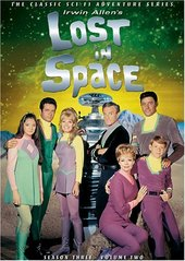 Lost In Space: Season 3 Vol 2 (4 Disc) on DVD