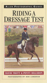 Riding a Dressage Test by David Trott image