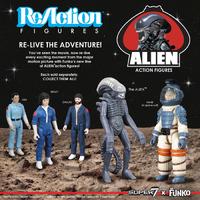 """Alien Big Chap Action Figure 3.75"""" image"""