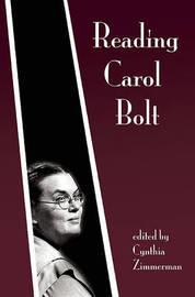 Reading Carol Bolt by Carol Bolt image